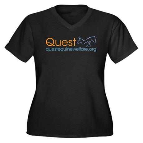 Quest Plus Size T-Shirt