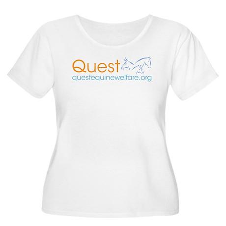 Quest Plus Size T-Shirt