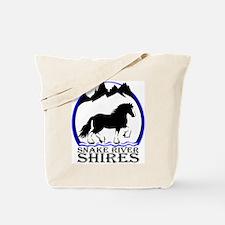 Snake Rive Shires Tote Bag