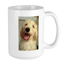 Happy Goldendoodle Mugs