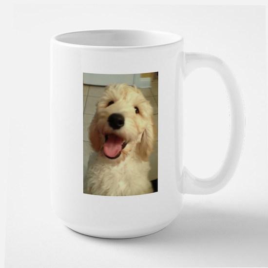 Happy Goldendoodle Mugs