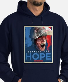 Walking Dead Abandon Hope Hoodie