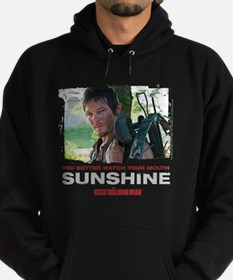 Daryl Dixon Watch Your Mouth Hoodie (dark)