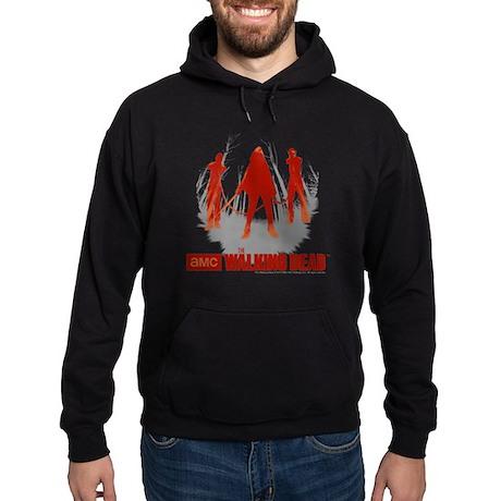 Michonne Chained Walkers Hoodie (dark)