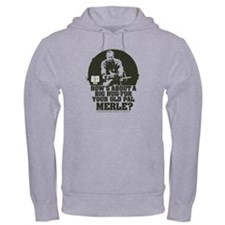 Walking Dead Merle Big Ole Hug Hoodie