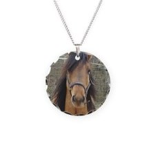 Kiger Stallion Necklace