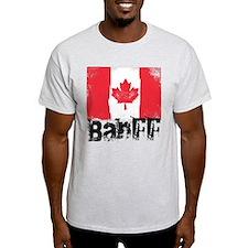 Banff Grunge Flag T-Shirt