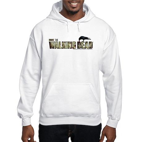 The Walking Dead Flesh Hooded Sweatshirt