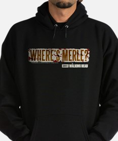 The Walking Dead Merle Hoodie