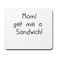 Sandwich Gamer Mousepad