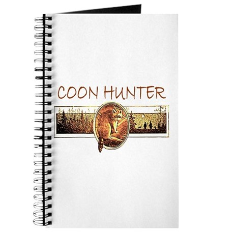 Coon hunter Journal