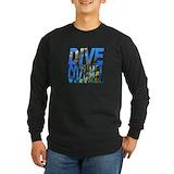Cozumel mexico Long Sleeve T-shirts (Dark)