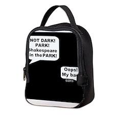 Shakespeare in the Dark Neoprene Lunch Bag