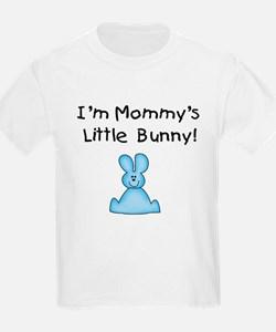 Mommy's Little Bunny Kids T-Shirt