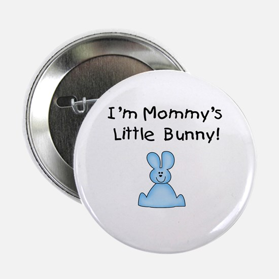 Mommy's Little Bunny Button