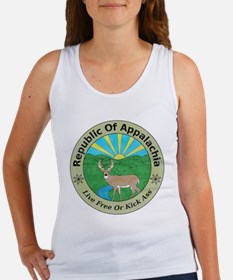 Republic Of Appalachia Tank Top