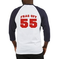 """Frag Off"" Baseball Jersey"