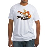 Afternoon Delight Fitted T-Shirt