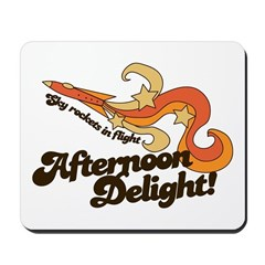Afternoon Delight Mousepad