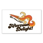Afternoon Delight Rectangle Sticker