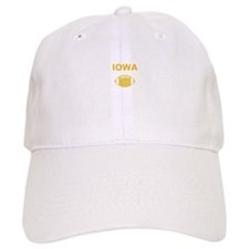 Hawkeye Football Baseball Baseball Cap