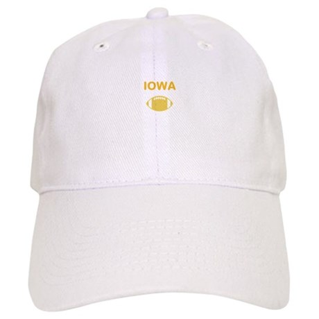 Hawkeye Football Baseball Cap