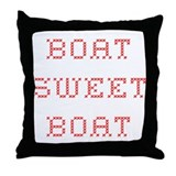 Nautical pillows Throw Pillows