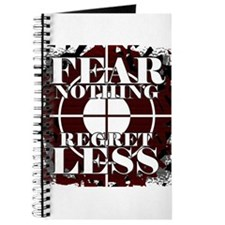 Fear Nothing Regret Less Journal