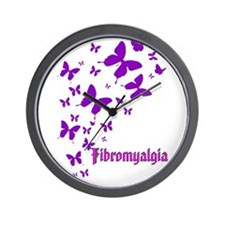 Fibromyalgia Wall Clock