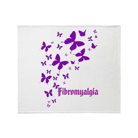 Fibromyalgia Throw Blanket