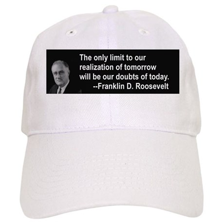 Inspiration from FDR Cap