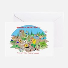 DO NOT try this at home Greeting Cards (Package of