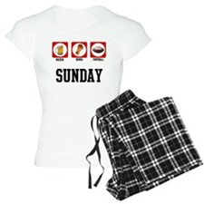 Football Sunday Pajamas