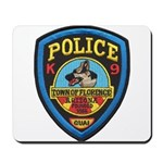 Florence PD Canine Mousepad