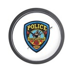 Florence PD Canine Wall Clock