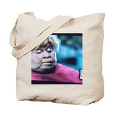 waterfall landscape Tote Bag