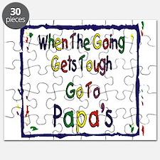 Go To Papas Puzzle