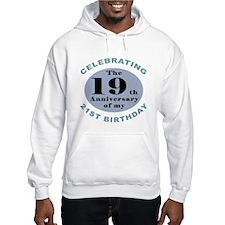 Funny 40th Birthday Hoodie