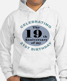 Funny 40th Birthday Hoodie