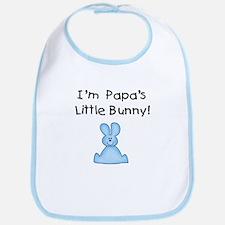 Papa's Little Bunny Bib