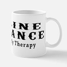 Line Dance My Therapy Mug