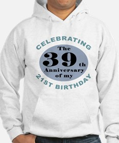 Funny 60th Birthday Hoodie