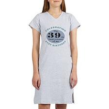 Funny 60th Birthday Women's Nightshirt
