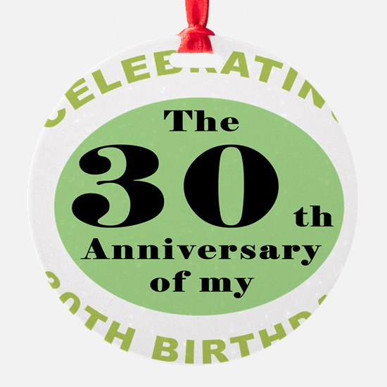 Funny 60th Birthday Ornament