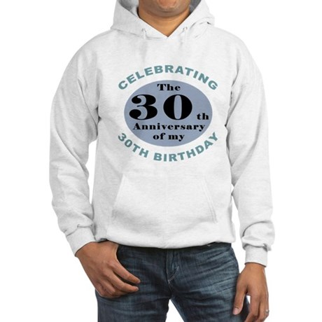 Funny 60th Birthday Hooded Sweatshirt