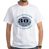 60th birthday for women Mens White T-shirts