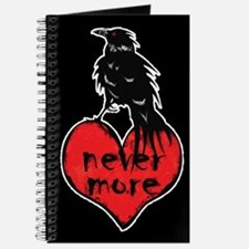 Nevermore Raven Journal
