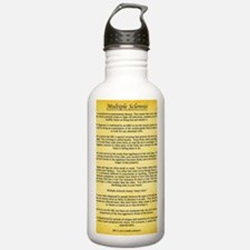 Multiple Sclerosis Awa Water Bottle