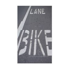 Bike Lane Decal