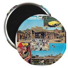 Legend City 1960s Magnet